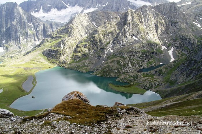 Vishansar Lake and Krishansar Lake Trek
